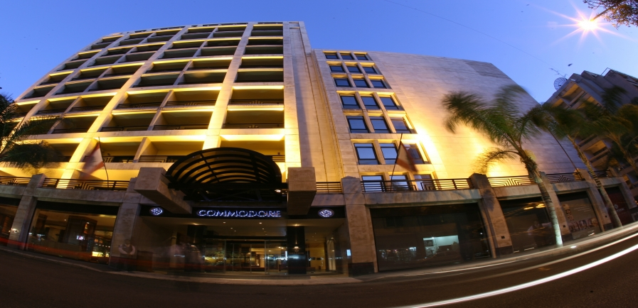Le Commodore Hotel Hamra Beirut Lebanon Online Reservations Deals Room Rates Dining And Spa At Lecommodorehotel